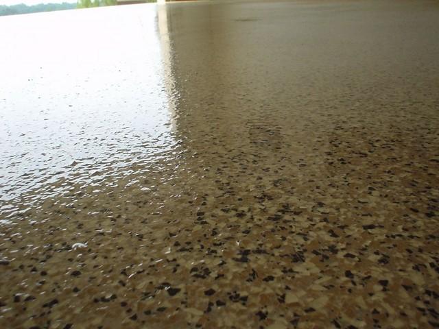 Gallery interiors epoxy concrete coatings acid stains top concrete inc for Epoxy coating for exterior concrete